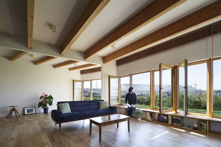 House 119 / Takeshi Hosaka Architects, © Koji Fujii / Nacasa & Partners Inc.