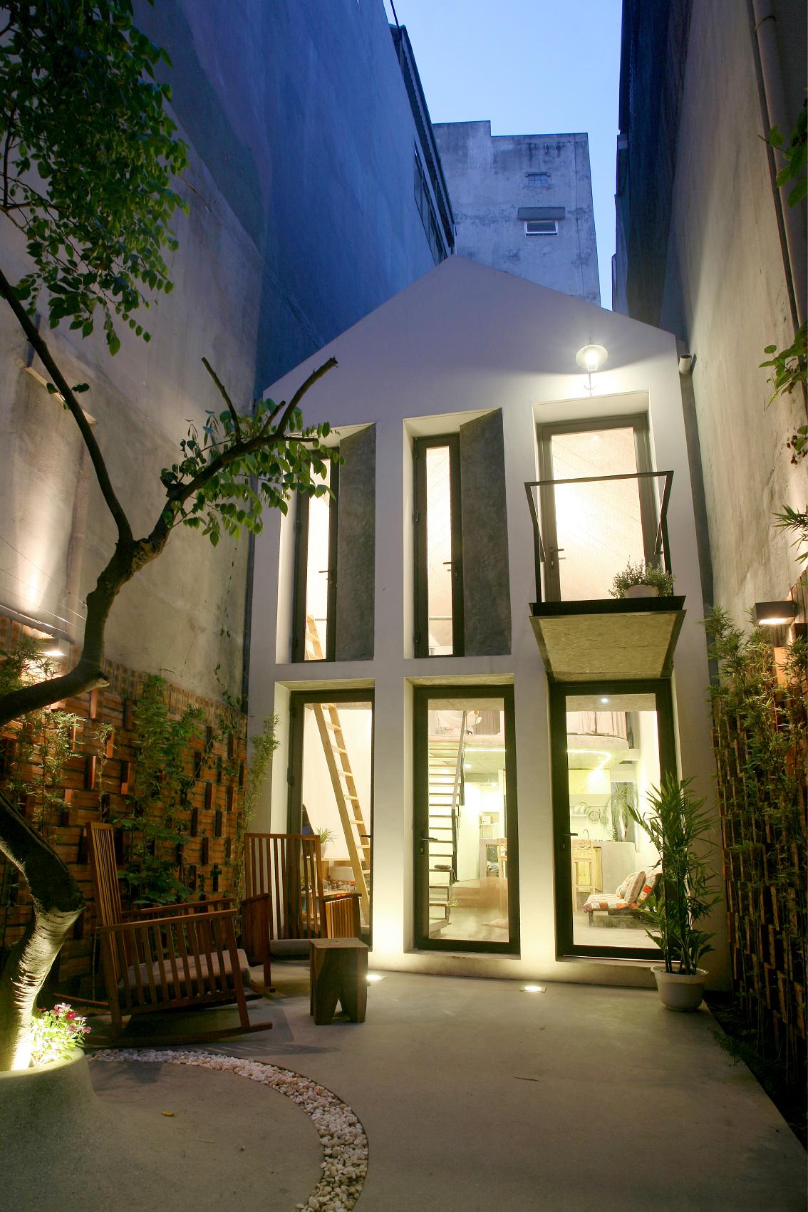 Gallery of maison t nghia architect 16 for 7 a la maison episodes
