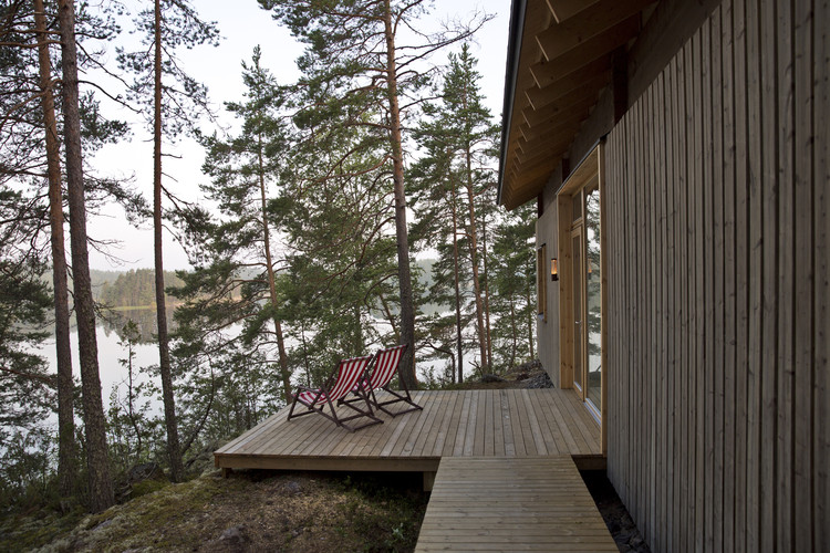 Cabin K / Studio Kamppari, Courtesy of Studio Kamppari
