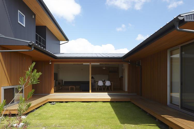 House in Kimitsu / Kawakami Architects, © Yoko Inoue
