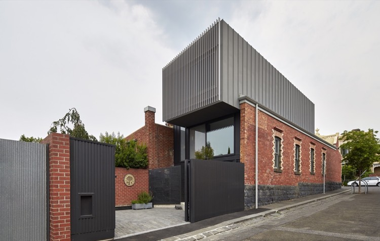 Fitzroy House / Julie Firkin Architects, © Peter Bennetts