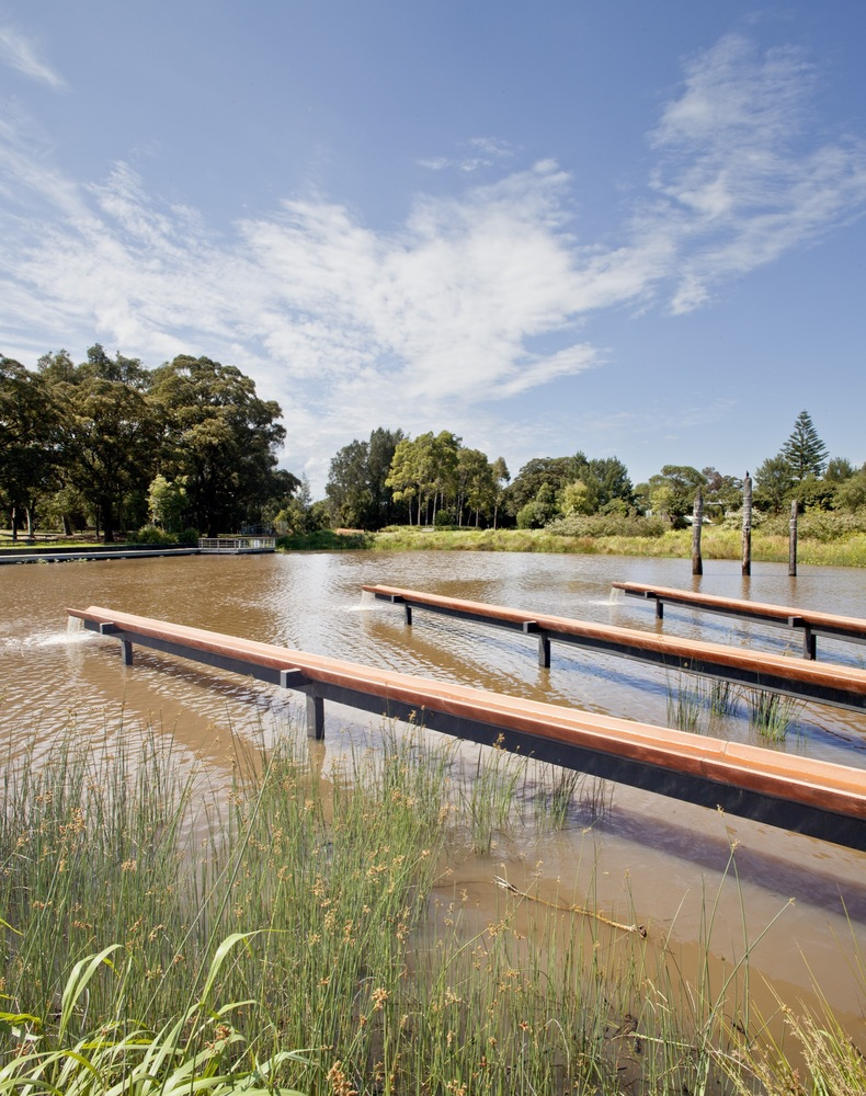 Gallery of Sydney Park Water Re-Use Project / Turf Design