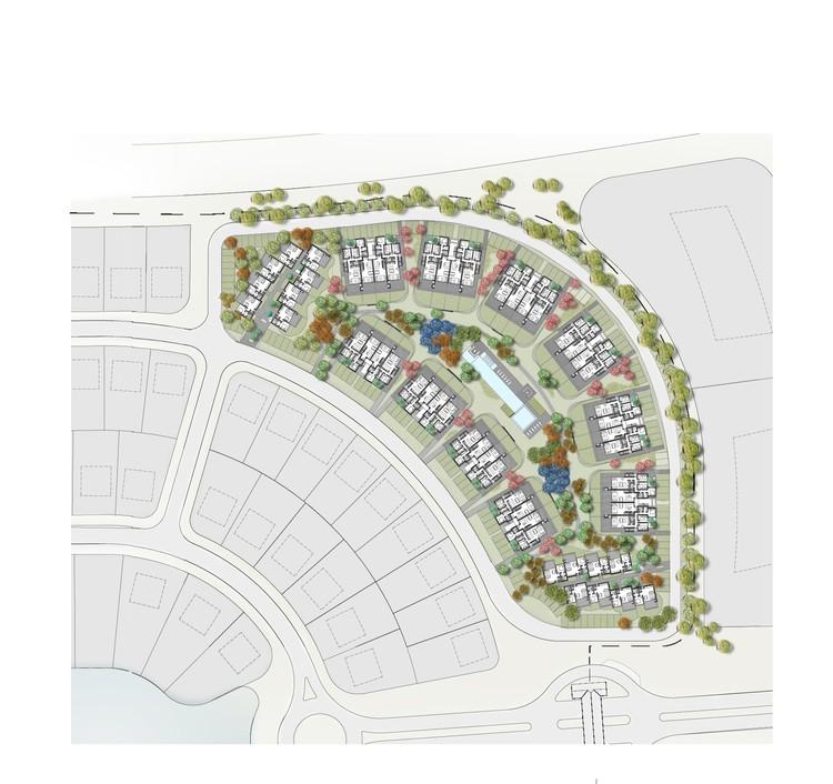 Carla Bechelli Arquitectos Unveils Villa Housing Project At - Venice biennale 2016 map