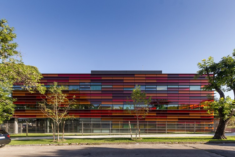 Grupo Santander Montevideo Headquarters  / BVO ARQ, © Marcos Guiponi