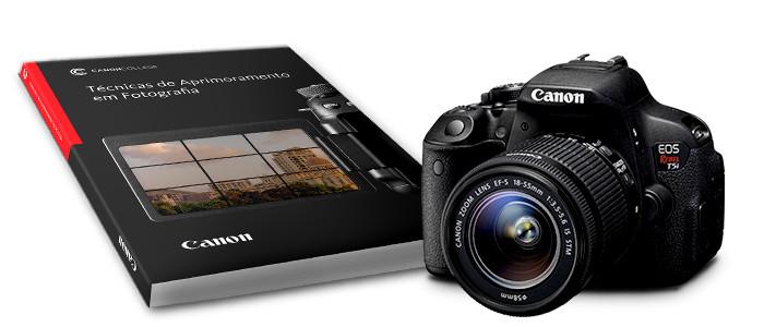 Canon disponibiliza e-book de fotografia gratuito, via Canon