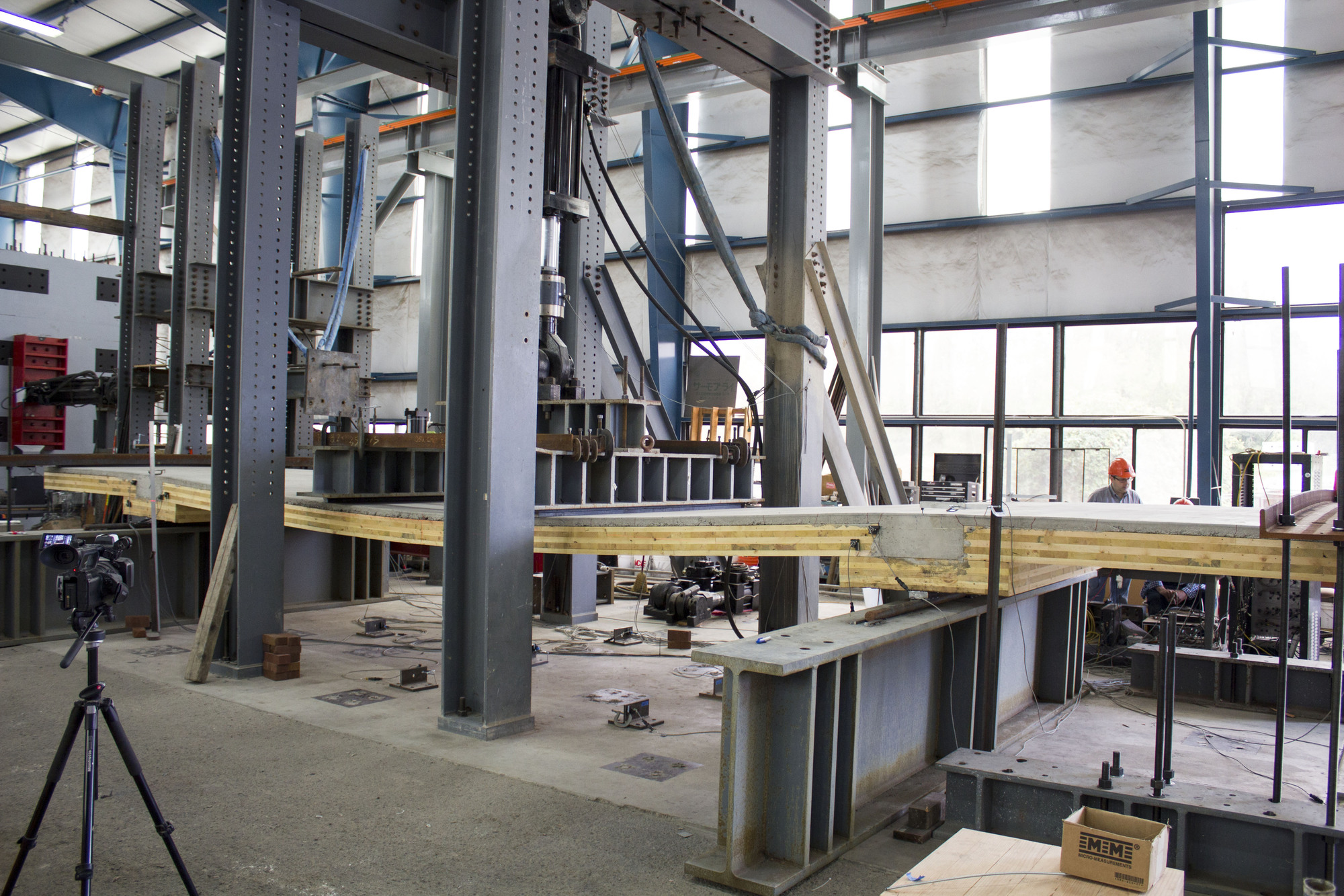 Som S Timber Tower System Successfully Passes Strength