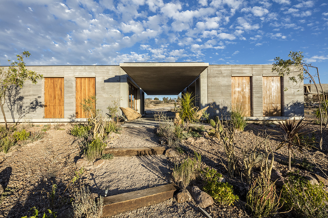 Casa Candelaria / Cherem arquitectos