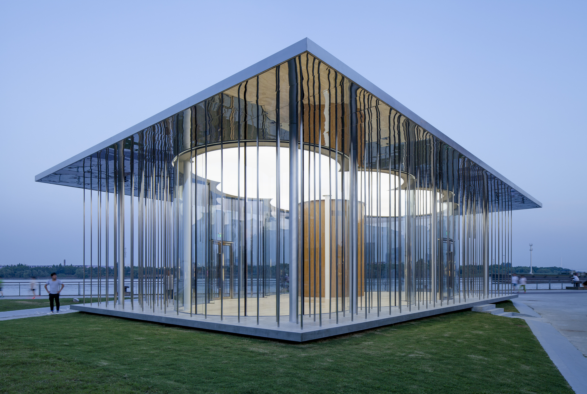 Schmidt hammer lassen architects design floating cloud - Architectural designers near me ...