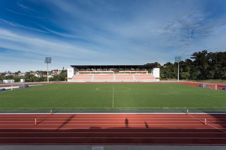 Estádio Olímpico Univates  / Tartan Arquitetura e Urbanismo, © Marcelo Donadussi