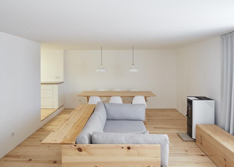 Loft Lucas Dias  / Bruno Dias arquitectura, © Hugo Santos Silva