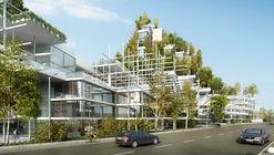 Architensions es preseleccionado para el diseño de un 'Centro Cívico Vegetal' en Sydney, Australia