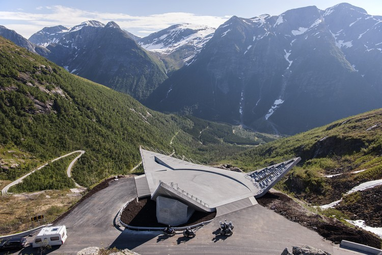 Mirador Utsikten / CODE: arkitektur, © Jiri Havran