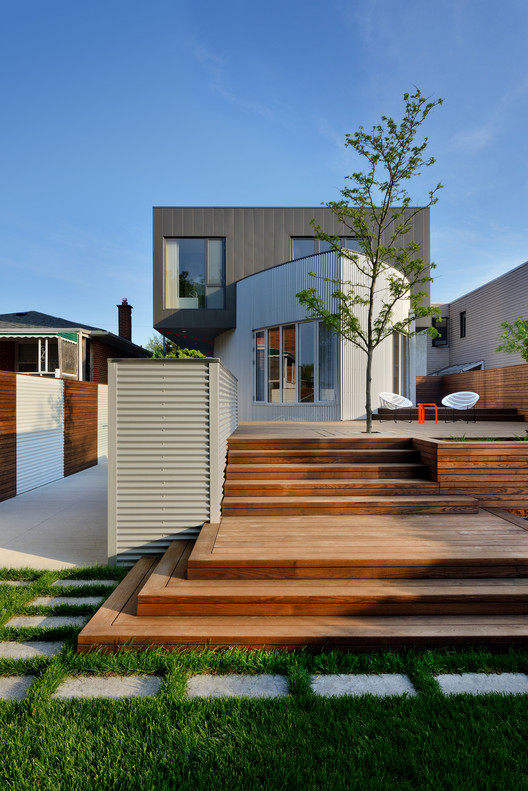 The Moos Home / Tampold Architects , © Larry Arnal