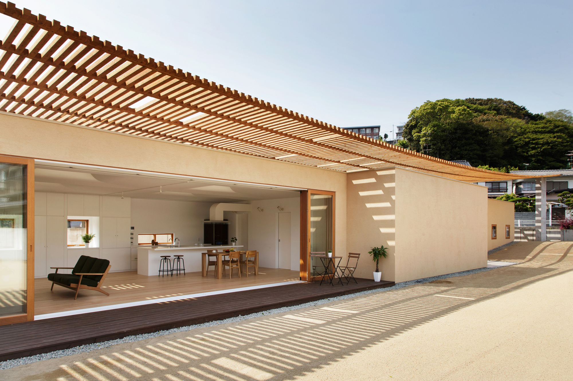 Double Roof House Suep Archdaily