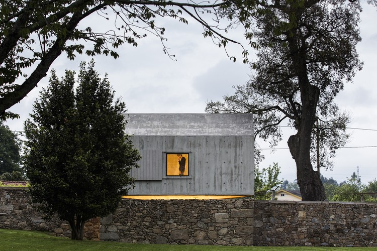 The Dovecote / AZO. Sequeira Arquitectos Associados, © Nelson Garrido
