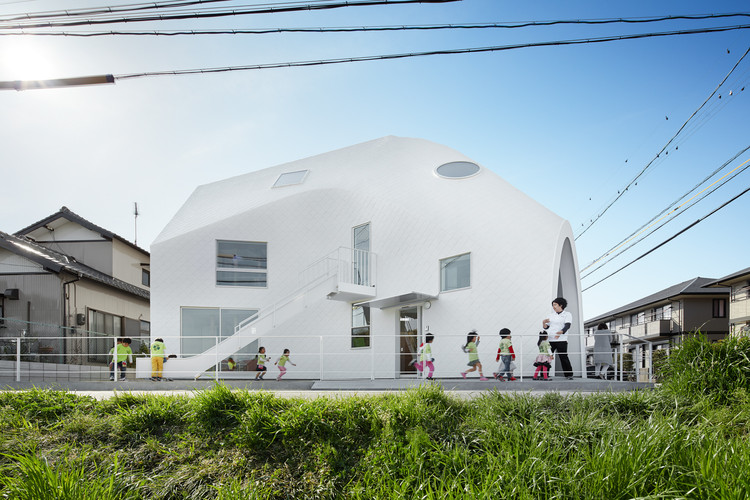Casa Clover / MAD Architects, © Koji Fujii / Nacasa & Partners Inc.