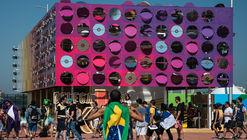 Olimpíadas Rio 2016: The Dancing Pavilion / Estúdio Guto Requena