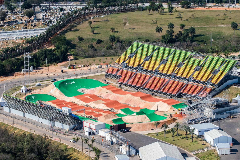 daf902b3a8 8 Obras construidas especialmente para los Juegos Olímpicos de Río 2016