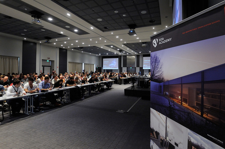 The 7th Academy Day Event: Reshaping Arch-Viz , State of Art Academy