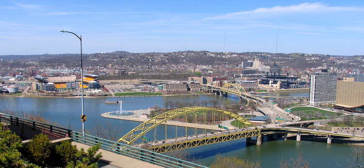 Pittsburgh. Image © Flickr Usuario: a440. Licencia CC BY-NC-ND 2.0