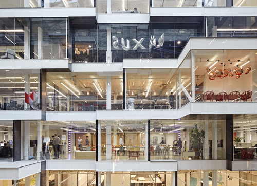 RIBA Great British Buildings Tours: Alphabeta, Courtesy of RIBA London