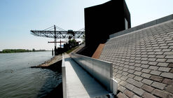 Pumping Station Mainz / SYRA_Schoyerer Architekten