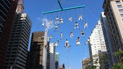 Aerogroove hizo que la música local volara por sobre las calles de Río en las Olimpiadas