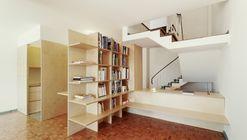 Apartamento na Rua de Aveiro / Branco-delRio Arquitectos