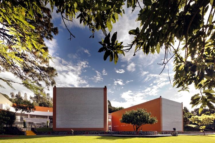 Biblioteca Central, UAEM  / REC Arquitectura, © Onnis Luque