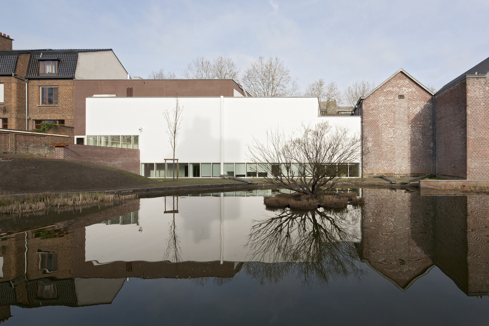Gallery of mons memorial museum atelier d 39 architecture for De atelier architects