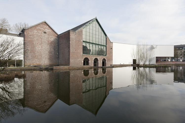 Museo Memorial Mons / Atelier d'architecture Pierre Hebbelinck - Pierre de Wit, © François Brix