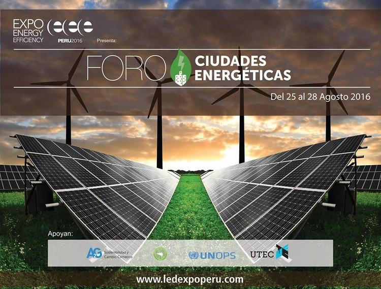Foro Ciudades Energéticas / Centro de Convenciones Jockey Plaza, Cortesía de EEE