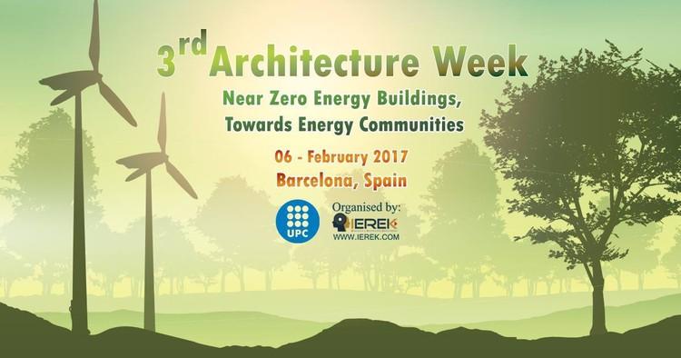 3rd Architecture Week, 3rd architecture week