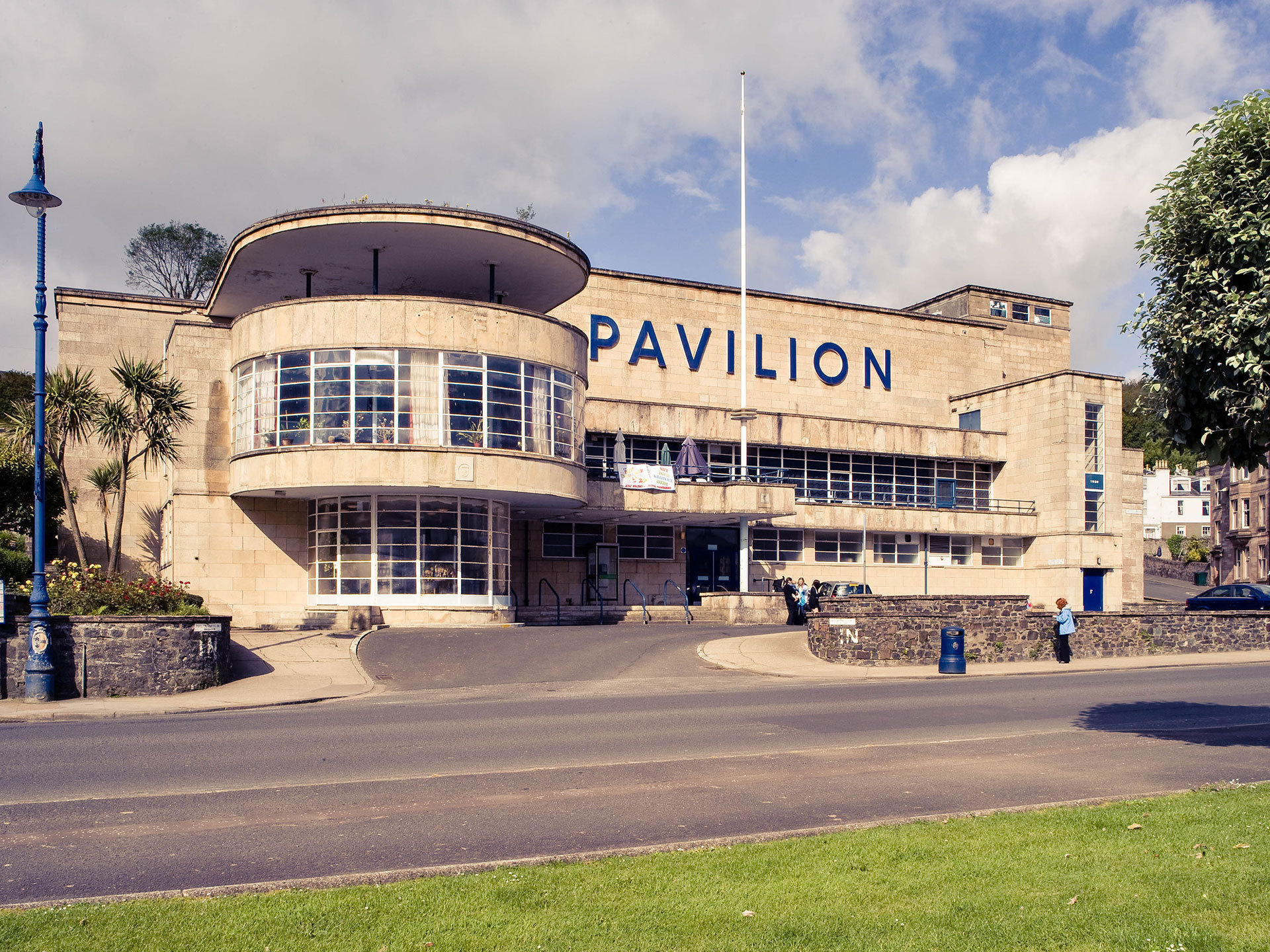 Named the top 10 buildings in Scotland over the past 100 years 10