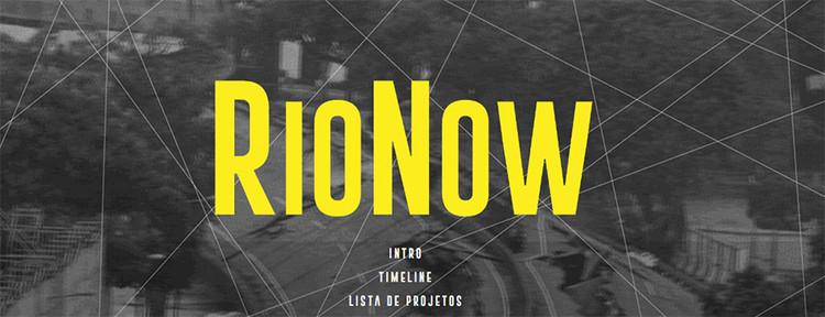 Estudantes da PUC-Rio lançam site que mapeia as transformações que as Olimpíadas trouxeram para o Rio de Janeiro, via RioNow