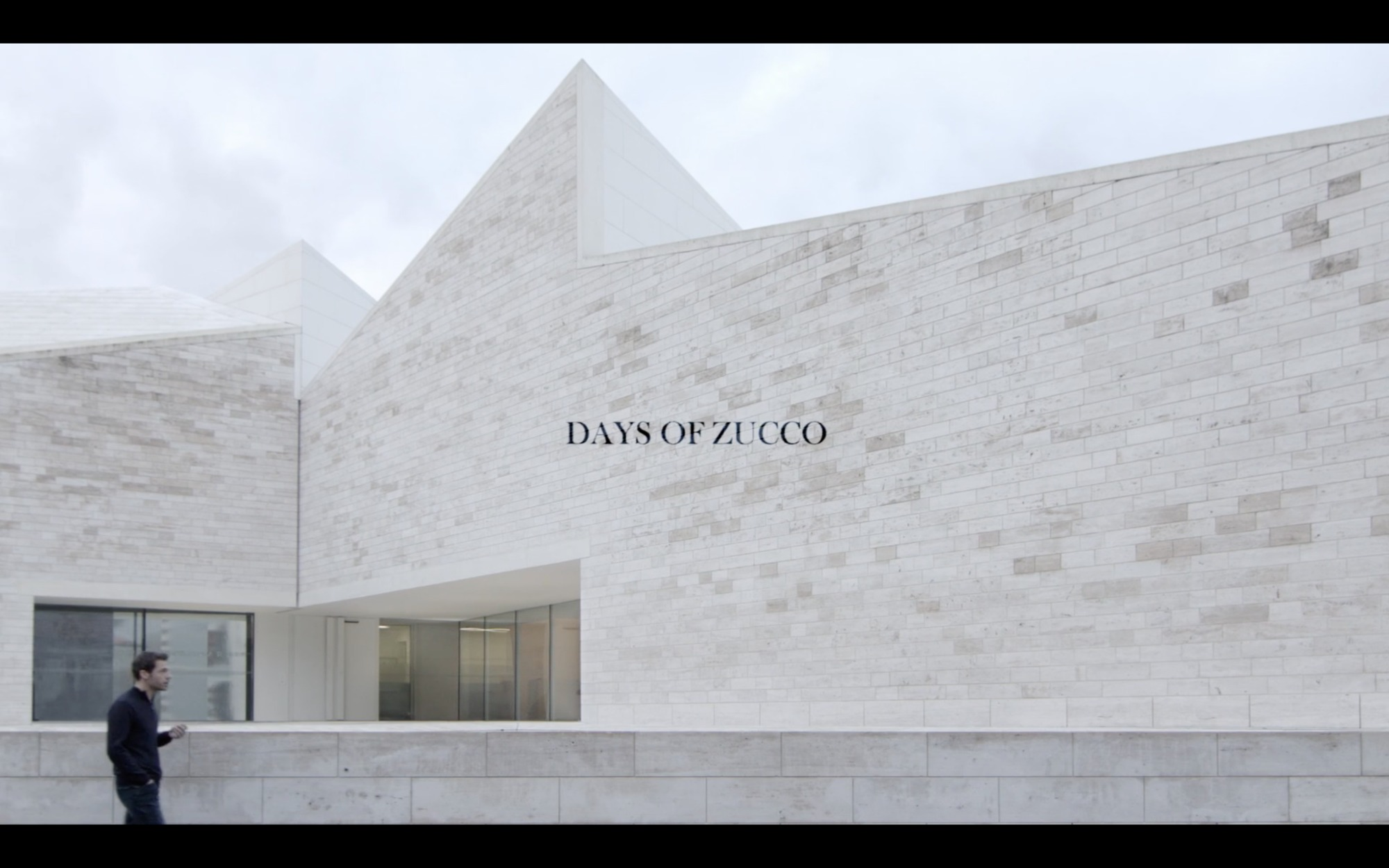 Filmmaker Lucas Bacle Layers Video on top of Architectural Drawings in new Short Film