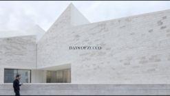 El cineasta Lucas Bacle superpone dibujos arquitectónicos en su nuevo corto