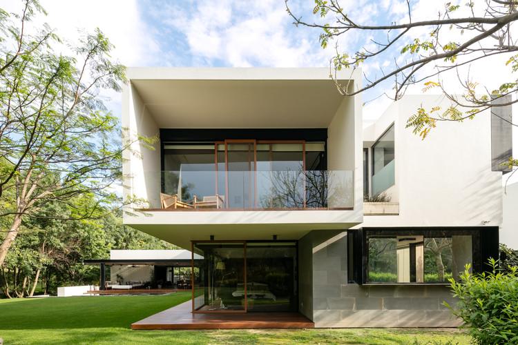 Casa GP / AE Arquitectos, © Lorena Darquea