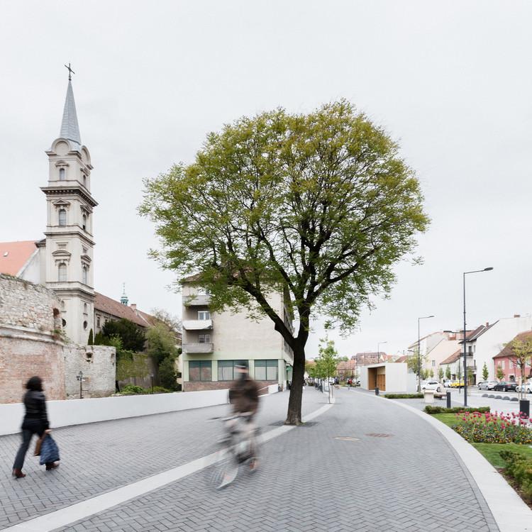 Sopron Castle District Revitalization  / Hetedik Műterem, © Balázs Danyi