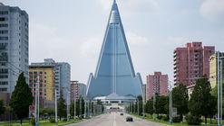 Photographer Raphael Olivier Explores the Suspended Reality of North Korea's Socialist Architecture