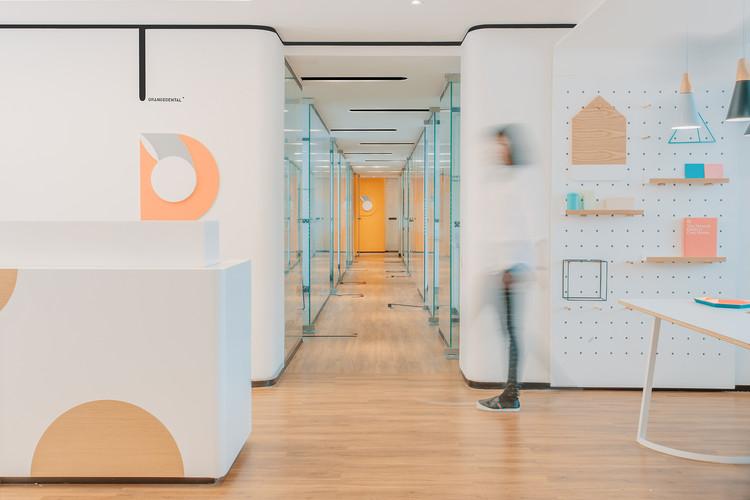 A Warm Clinic / RIGI Design, © BIAN Huan-Min