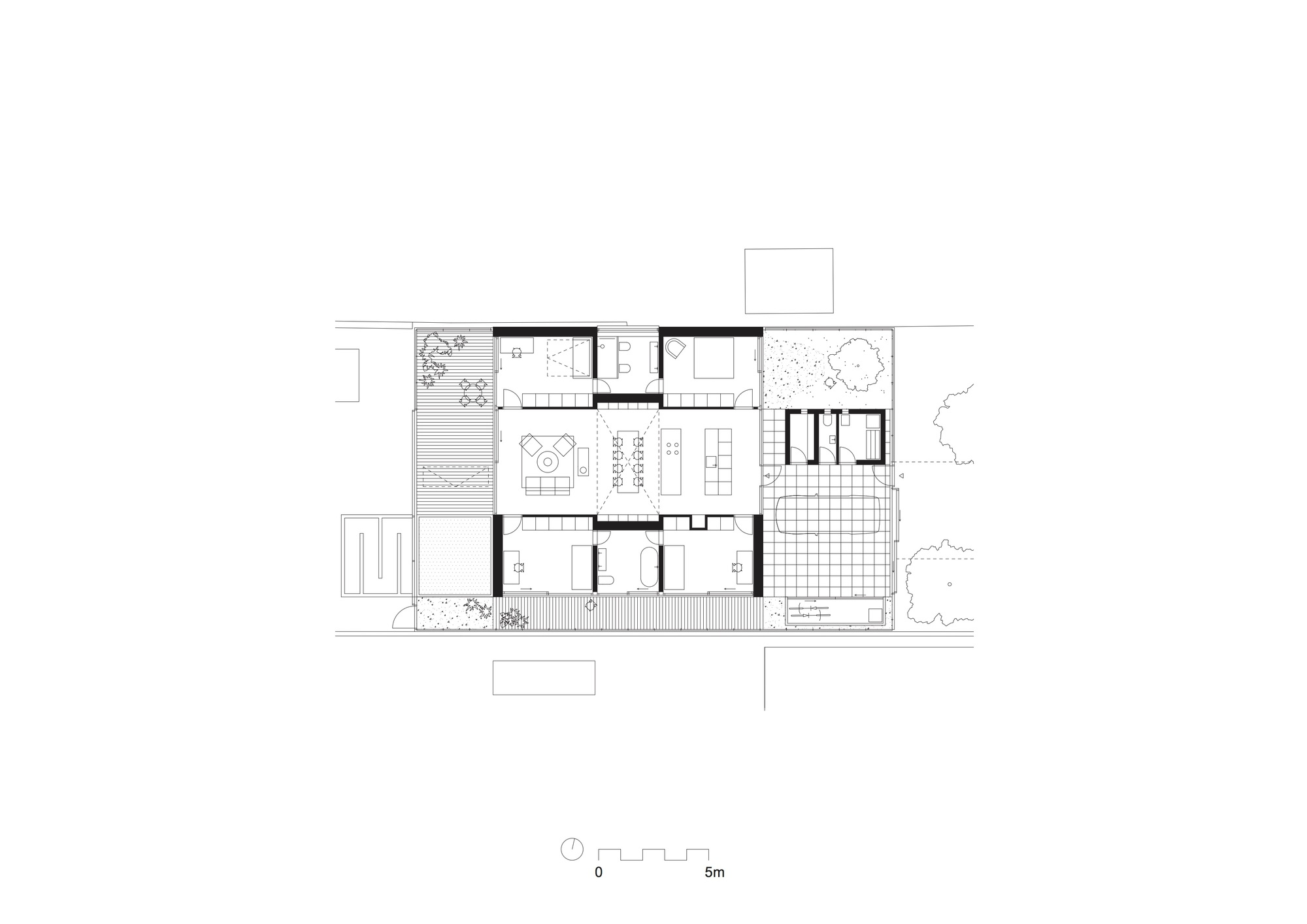 Gallery of house in a house plural 16 for Plural of floor
