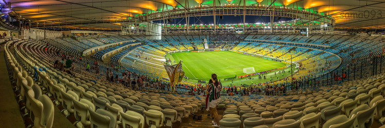 O que fazer no Rio após o término dos Jogos Olímpicos, Estádio do Maracanã . Image © sama093, via Flickr. Licença: CC BY-NC 2.0