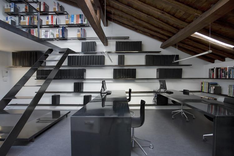10 escrit rios de arquitetura archdaily brasil - Estudios de arquitectura en bilbao ...