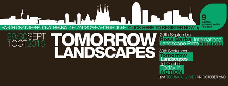 9th International Biennial of Landscape Architecture in Barcelona