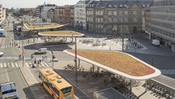 Estação Nørreport / Gottlieb Paludan Architects  + COBE Architects