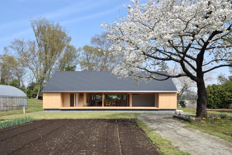 House in Atsugi  / Masashi Kikkawa + Hisashi Ikeda, © Kikkawa architects