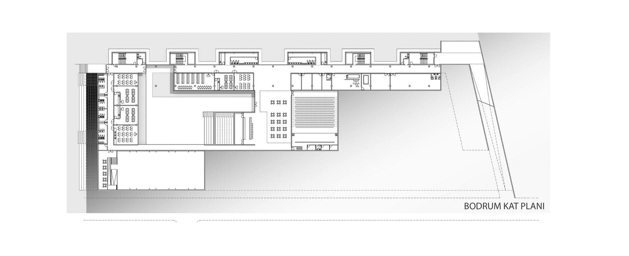 Stunning Basement Floor Plan