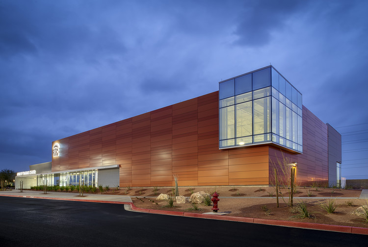 The Regional Transportation Commission of Southern Nevada Mobility Training Center / Gensler, © Gensler
