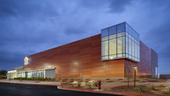 The Regional Transportation Commission of Southern Nevada Mobility Training Center / Gensler